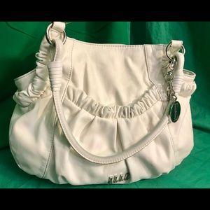 LAST SALE $ - Elle White Hobo Bag